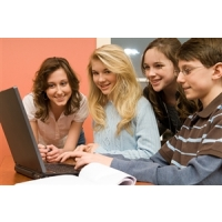 Broadband 'benefits a child's education'